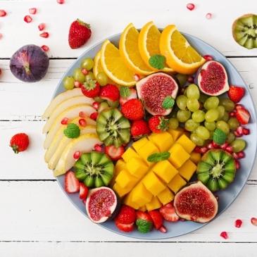 Fresh Fruit Mix!