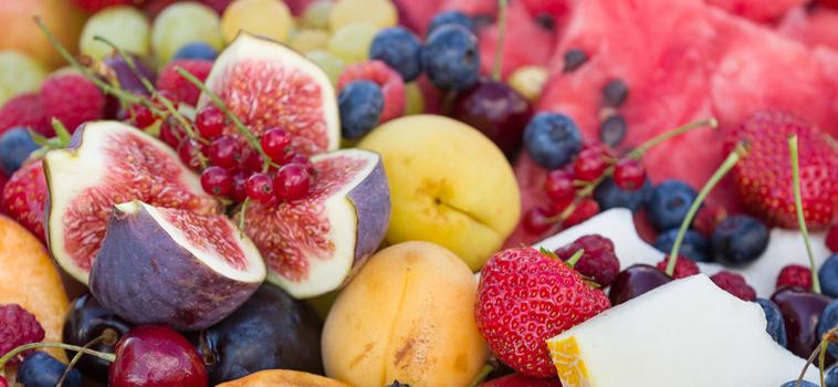 Frutta di stagione. La top 6 dell'estate!