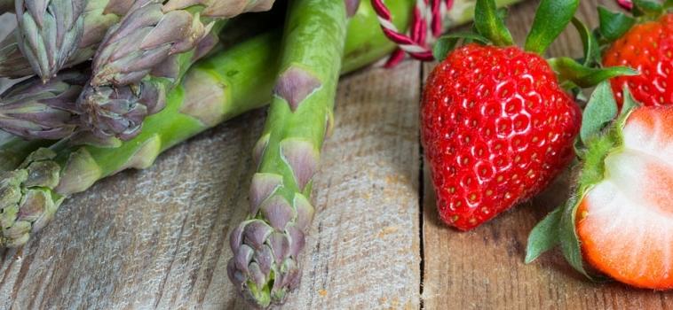 Frutta e verdura di stagione. La top 10!