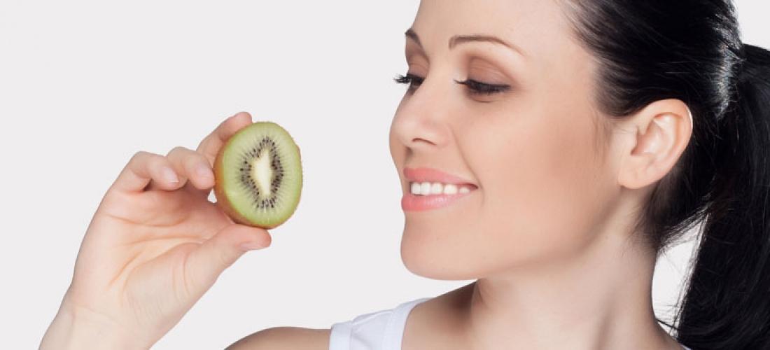 Idratante al kiwi. La maschera fai da te!