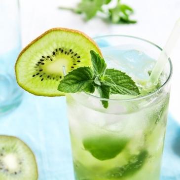 Kiwi Lime Mojito!
