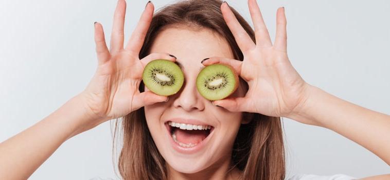 Kiwi, good for mood!
