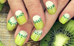 Nail Art Decoration! Proviamo col kiwi!