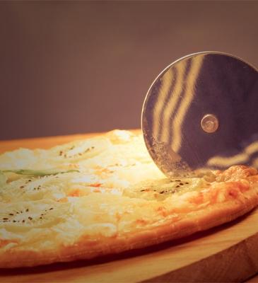 Pizze profumate al kiwi