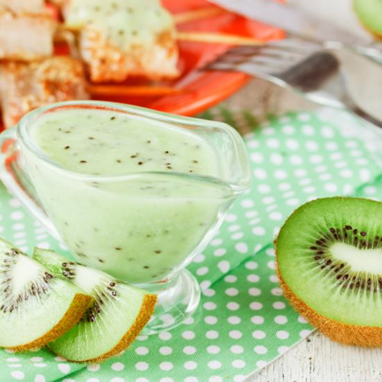 Kiwi-Soße