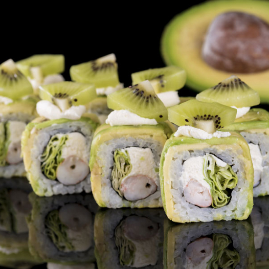Sweet Maki Sushi
