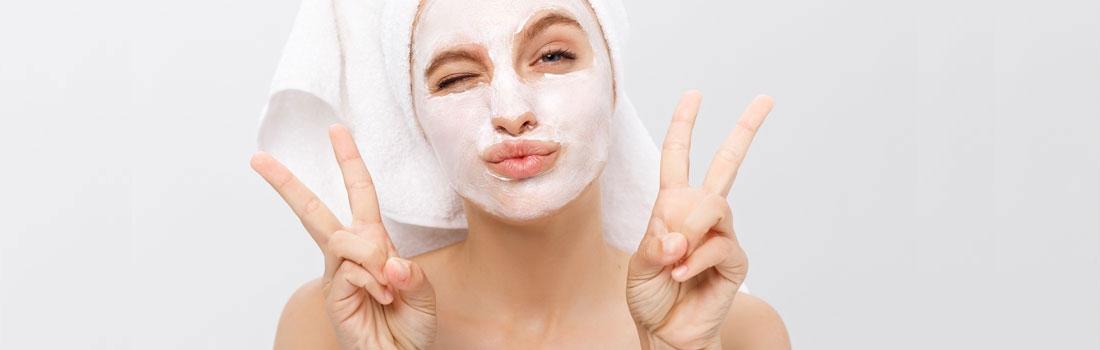 Xmas Mask: DIY-Gesichtsmaske