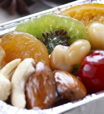 Cartocci alla Frutta