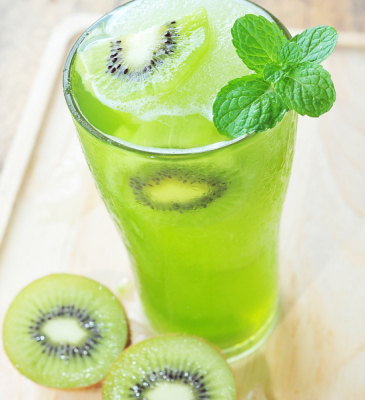 Cocktail di kiwi