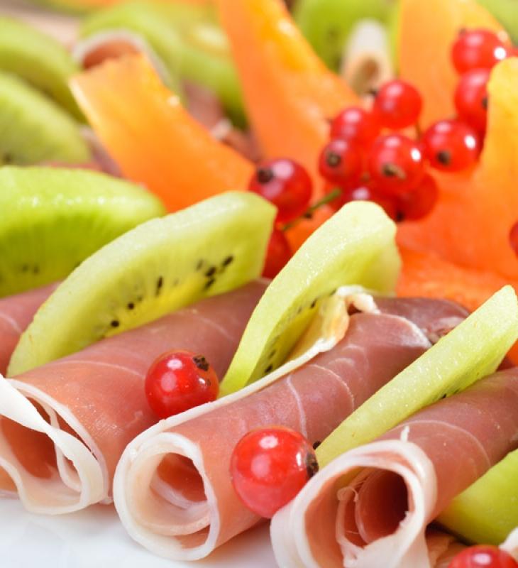Kiwi salad