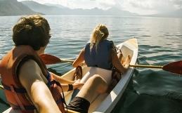 10 Sportarten, um auch im Urlaub in Form zu bleiben