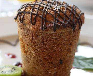 Kiwi-Muffin