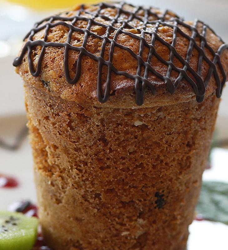 Muffin ai kiwi