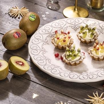 Christmas tartlets