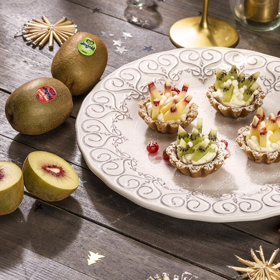 Christmas tartlets