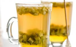 奇异果排毒茶